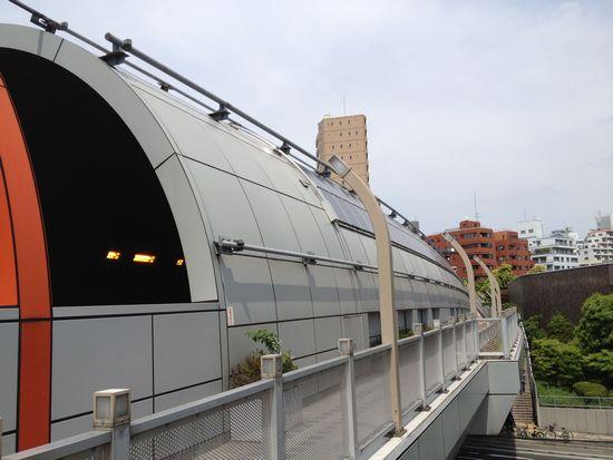 乃木坂トンネル