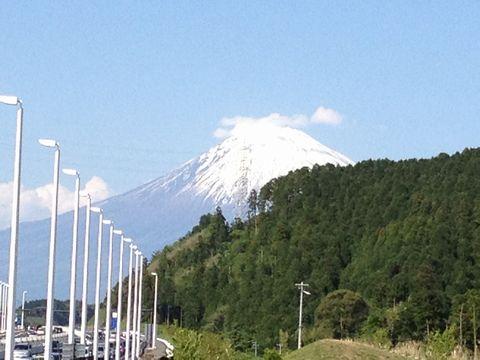 NEOPASA清水の富士山
